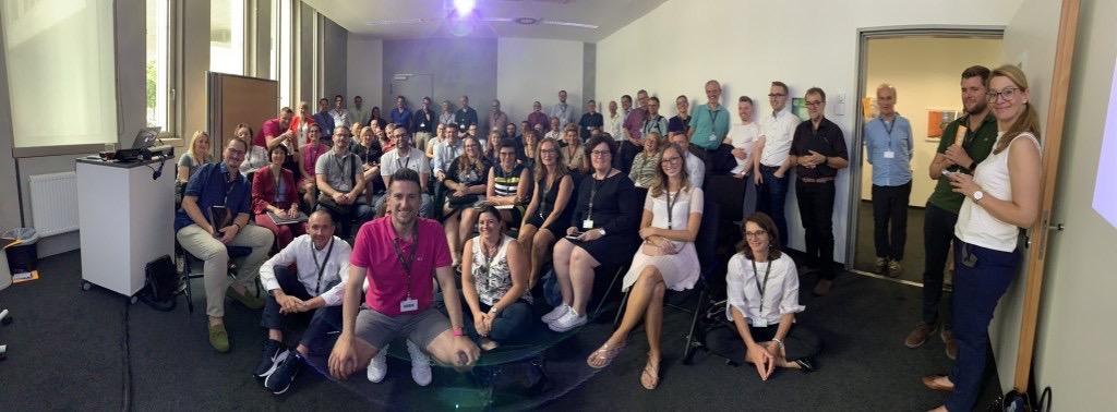DATEV Barcamp 2019 - Session zu iPad & OneNote in der Steuerkanzlei